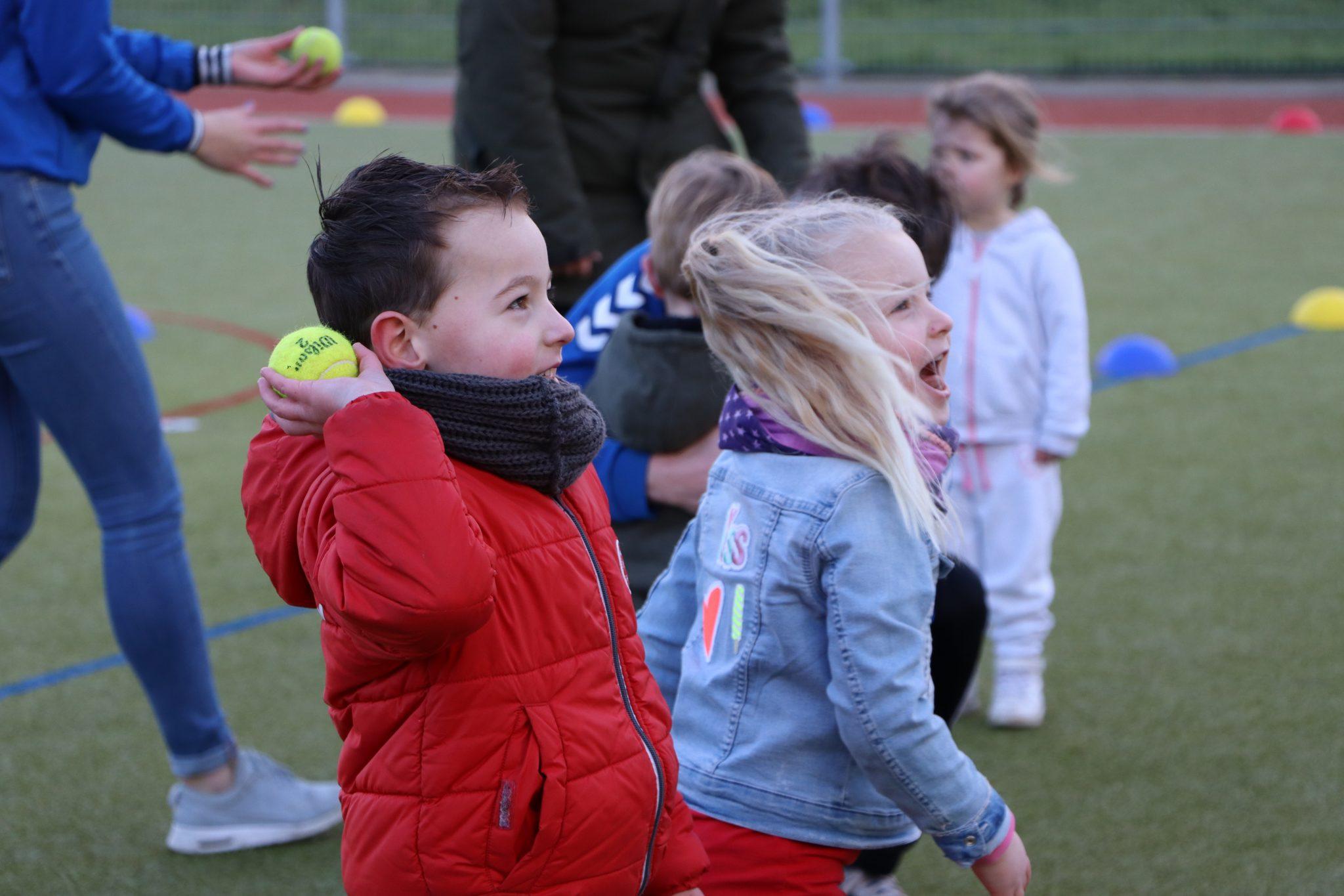 Rheko start Kidsclub